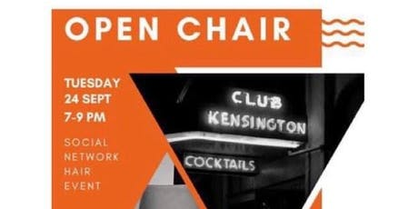 "Open ""Chair"" Night - Hosted by EDGE Academy  tickets"