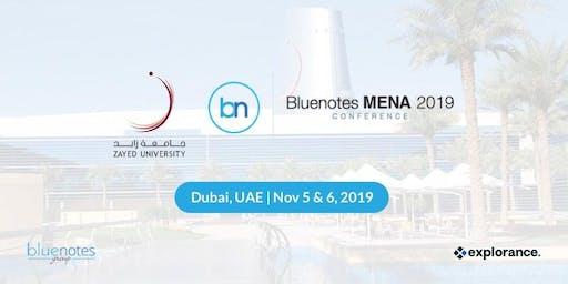 Bluenotes MENA 2019