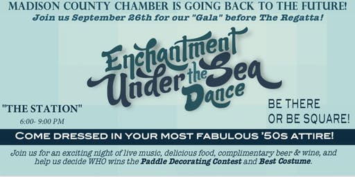 Enchantment Under the Sea Sock Hop