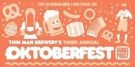 Oktoberfest 2019 at Thin Man Brewery tickets