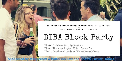 DIBA BLOCK PARTY