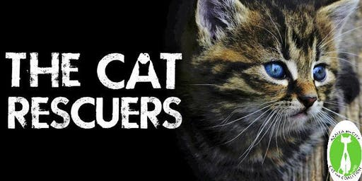 The Cat Rescuers - documentary screening in Mobile to benefit Azalea City Cat Coalition