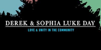 Derek & Sophia Luke Day in Jersey City