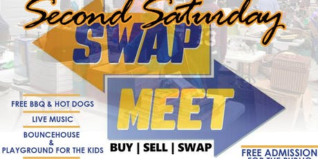 Second Saturday Swap Meet tickets