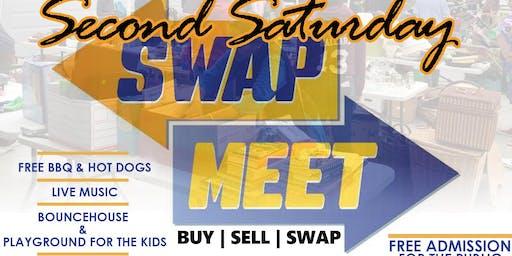 Second Saturday Swap Meet