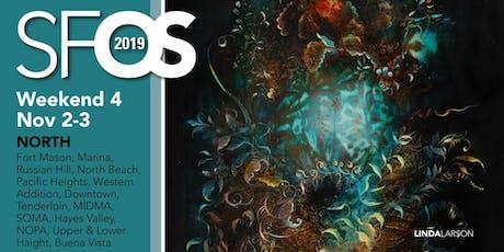 SF Open Studios 2019 - Weekend 4 - North tickets