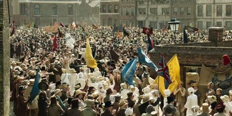Film night: Peterloo (directed by Mike Leigh) tickets