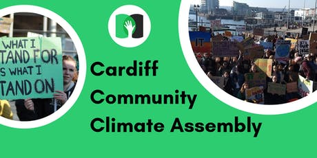 Cardiff Community Climate Assembly tickets