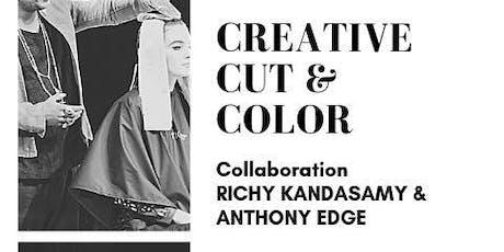 1 Day: Creative Cut & Colour  tickets