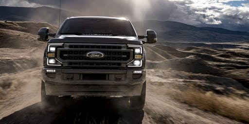 2020 Ford F-250 Crew Cab Measuring Session