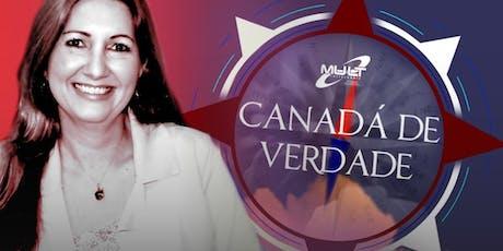 Imigrar, Estudar e Trabalhar no Canadá ingressos