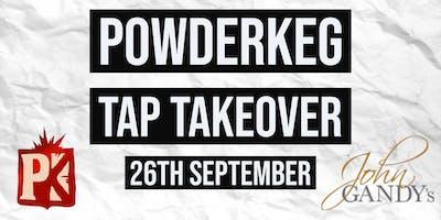 PowderKeg Tap Take Over