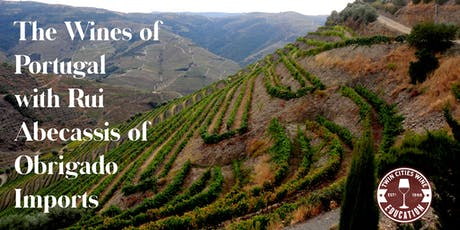 Wines of Portugal, with Rui Abecassis of Obrigado Imports tickets