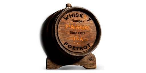 Whisk(E)y Tampa Foxtrot General Admission Grand Tasting