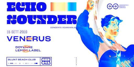 Venerus Live - Echo Sounder