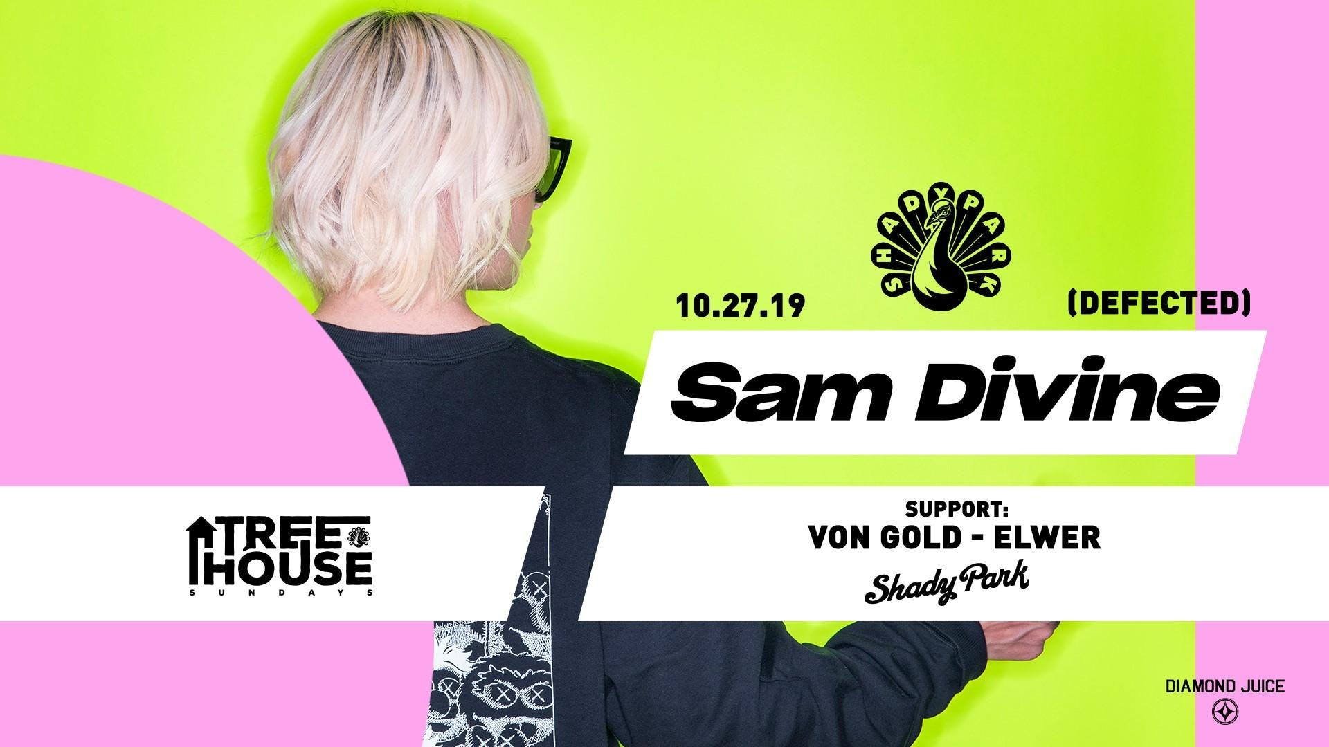 Sam Divine at TreeHouse Sunday