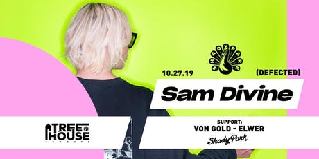 Sam Divine at TreeHouse Sunday tickets