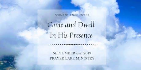 Womens Encounter September 6-7, 2019 tickets