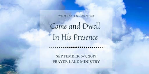 Womens Encounter September 6-7, 2019