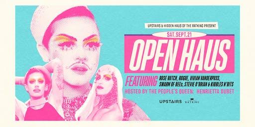 Open Haus - Drag Extravaganza