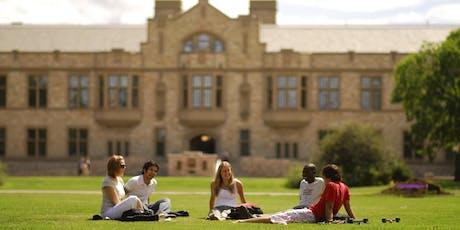 Postdoctoral Fellows Fall Orientation tickets