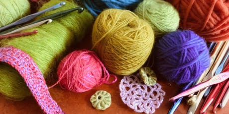 Learn to Crochet with Karen Paust tickets