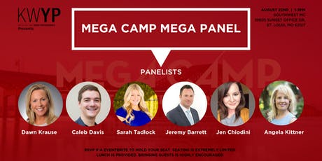 Mega Camp Mega Panel tickets