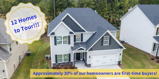 Sharpsburg & Newnan Open Homes