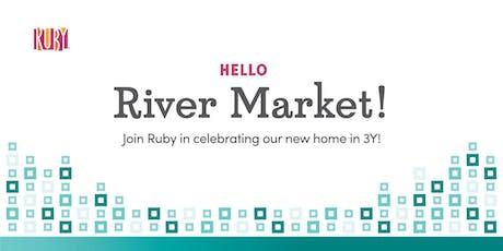 Hello, River Market! | Ruby KC Open House tickets