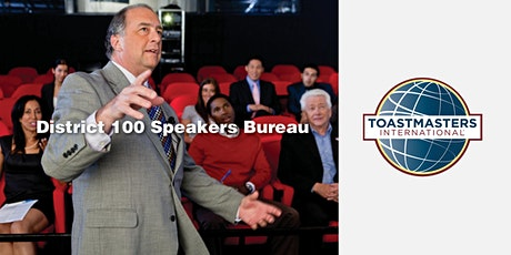 District 100, Speakers Bureau - 09/07/19   tickets