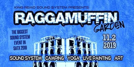 Raggamuffin Gardens tickets