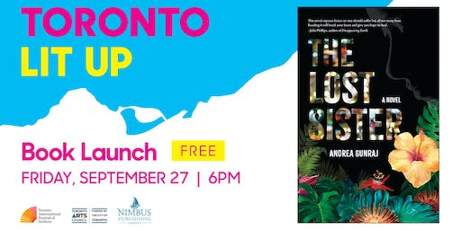 Toronto Lit Up: The Lost Sister