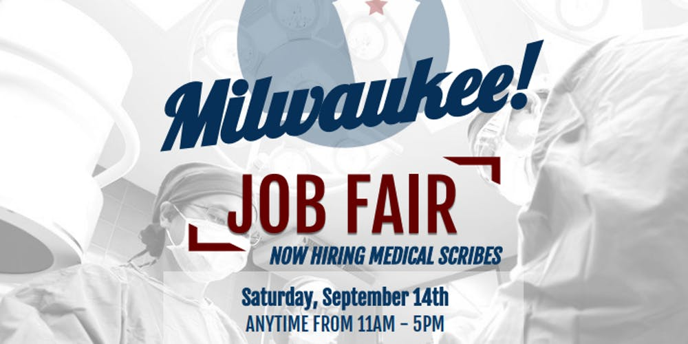 ScribeAmerica Hosts: Job Fair for Milwaukee, Wisconsin