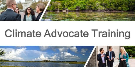 Climate Advocate Training in Fredericksburg tickets