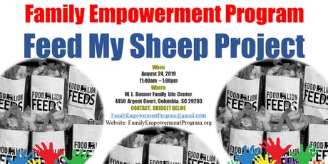 Family Empowerment Program Feed My Sheep Project tickets