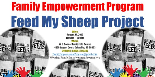 Family Empowerment Program Feed My Sheep Project