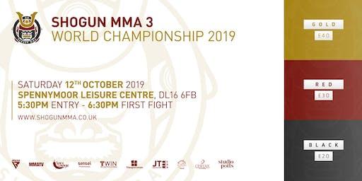 Shogun MMA 3