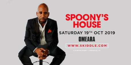 Spoony's House - October Edition tickets