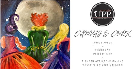 Canvas & Cork | Hocus Pocus tickets