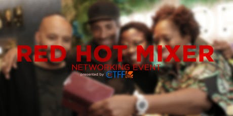 CTFF 2019 Red Hot Mixer @ The TIFF Bell Lightbox tickets