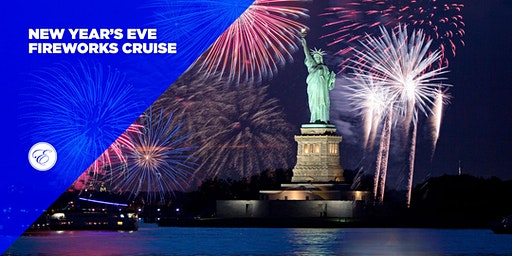 New Year's Eve Fireworks Cruise aboard the Timeless