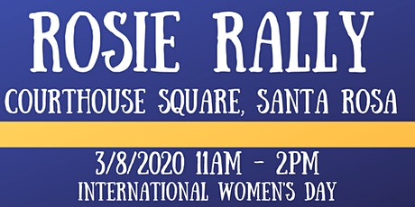 Santa Rosa Rosie Rally 2020 tickets