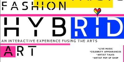 HYBRID: An Interactive Experience Fusing The Arts
