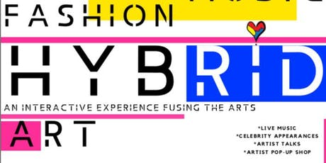 HYBRID: An Interactive Experience Fusing The Arts tickets