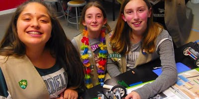 Snapology Girl Scout Open House (Second Date)