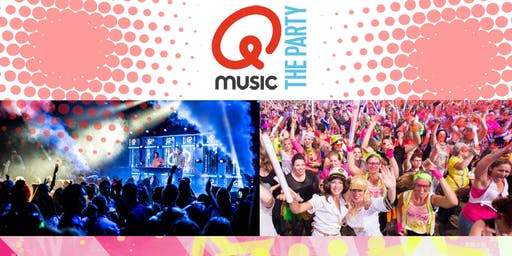 Qmusic The Party FOUT - Roosendaal