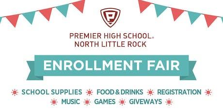 Premier North Little Rock Enrollment Fair | 08/24 tickets