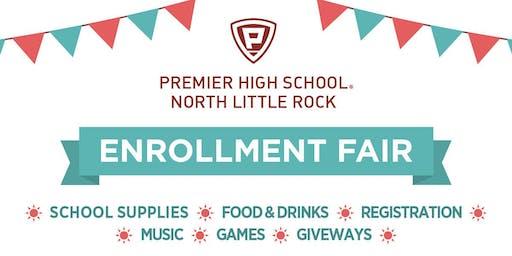 Premier North Little Rock Enrollment Fair | 08/24