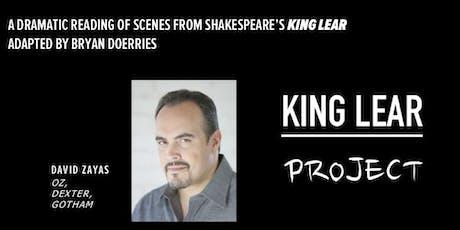 King Lear at Queensbridge Houses Senior Center tickets