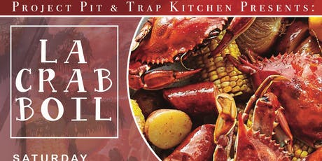 LA Crab Boil  tickets